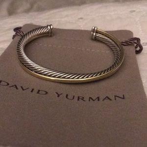 David yurman crossover bracelet..